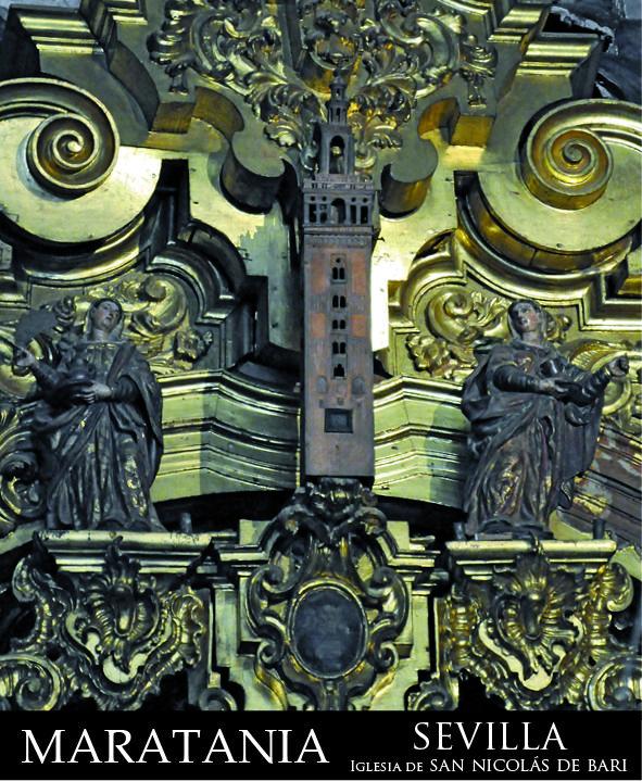 La Giralda y la Torre del Oro están en San Nicolás de Bari