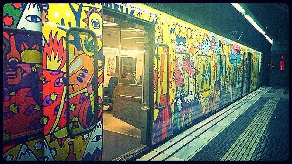 El ferrocarril de @MoritzBarcelona  pic.twitter.com/xb0TxpEho0