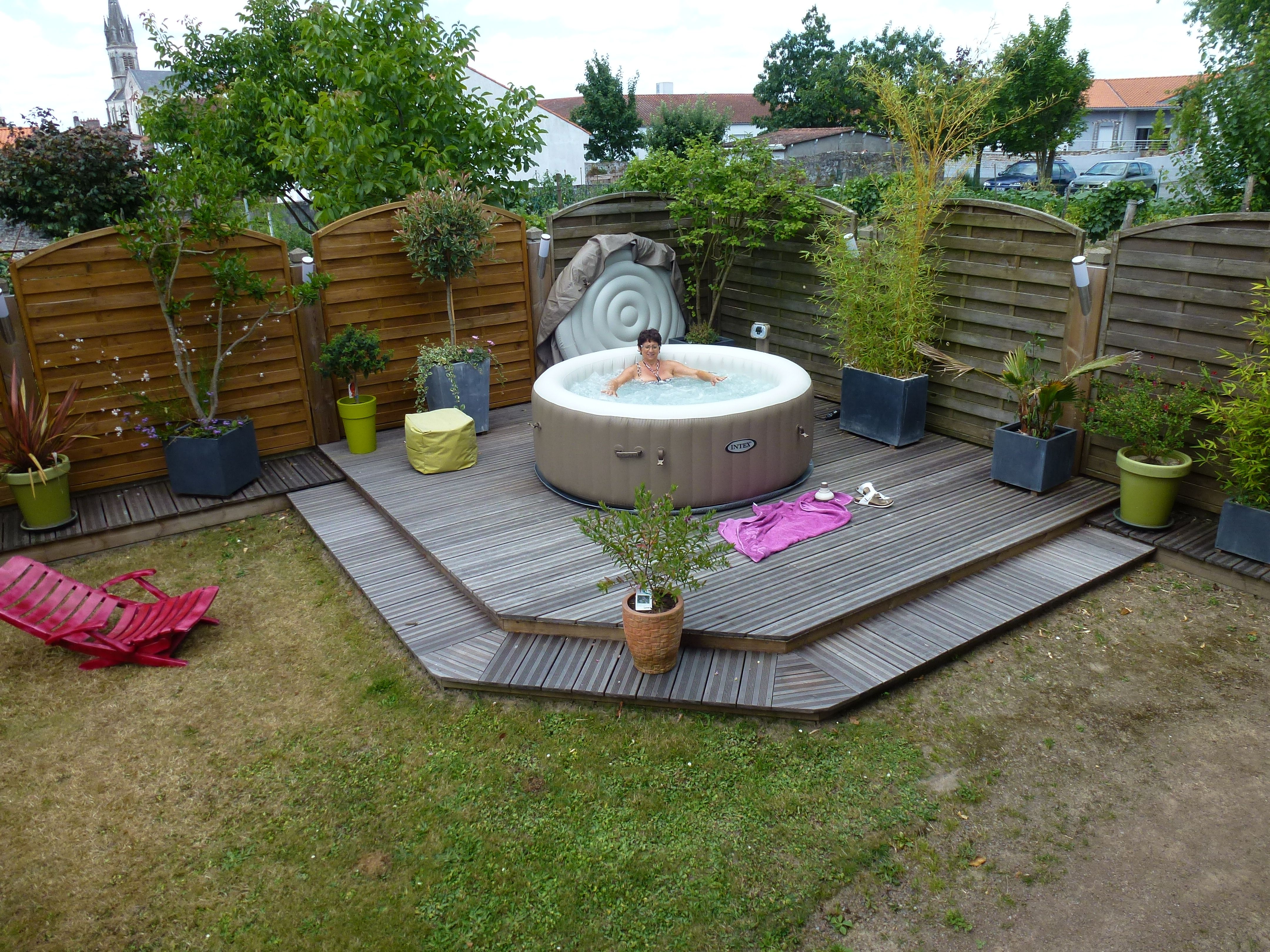 Abri Pour Spa Gonflable Idees