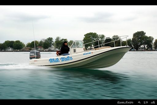 Boston Whaler, Outrage, 21  -Photo Credit © Jeff Rohlfing