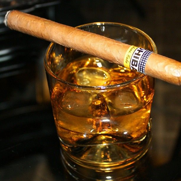 Enjoying a Cohiba Coronas Especiales and Havana Club 7 rum in La Casa del Habanos, Santiago, Chile Instagram photo by @professortwain via ink361.com