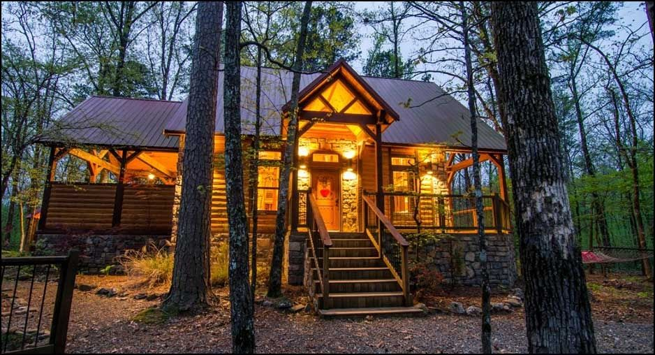 Gorgeous Couples Cabins In Oklahoma Ideas In 2020 Honeymoon Cabin Secluded Cabin Oklahoma Cabins