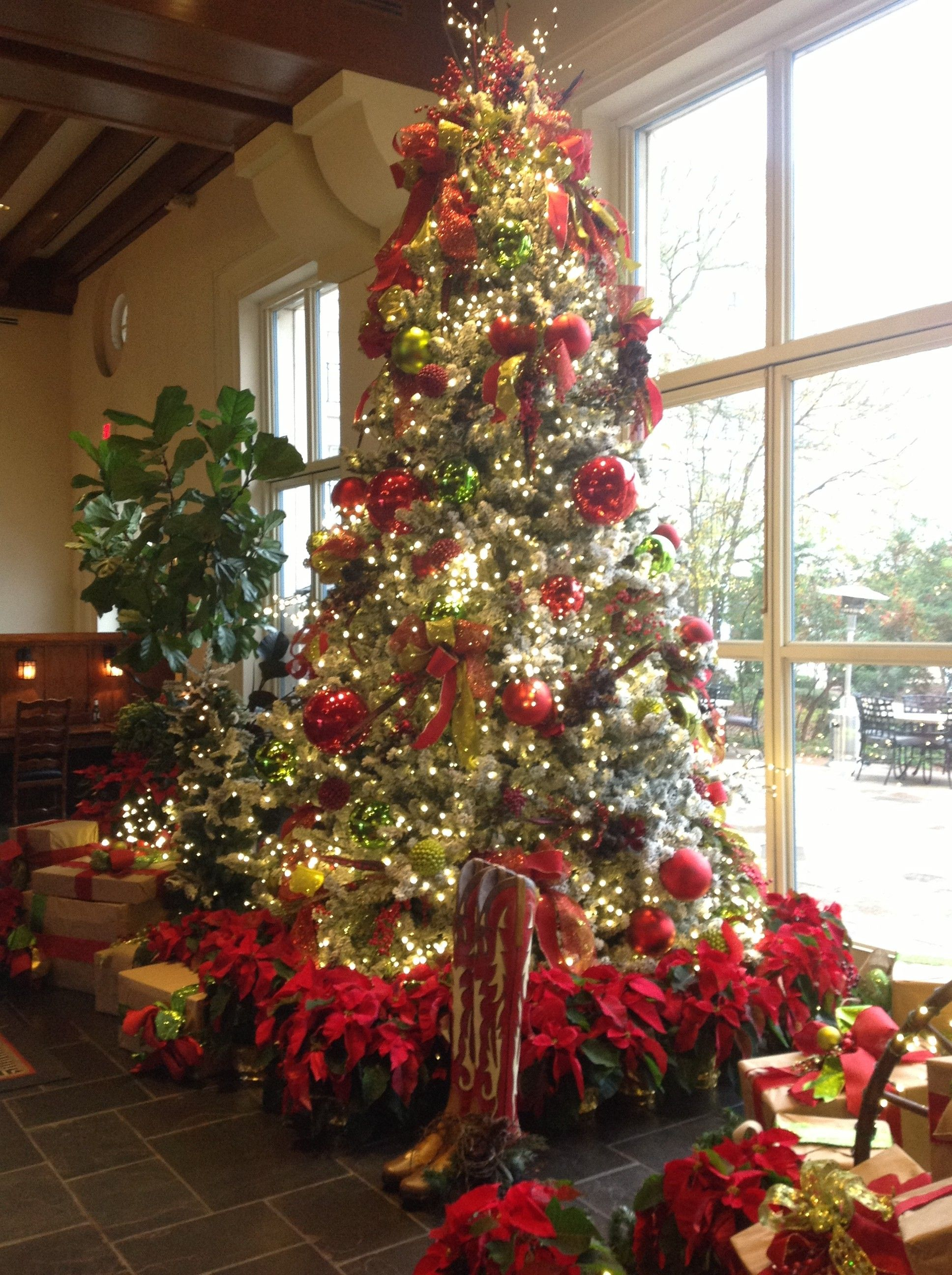 Eric Highland - 3/9 - The Austinot   Country christmas trees, Holiday christmas tree, Holiday