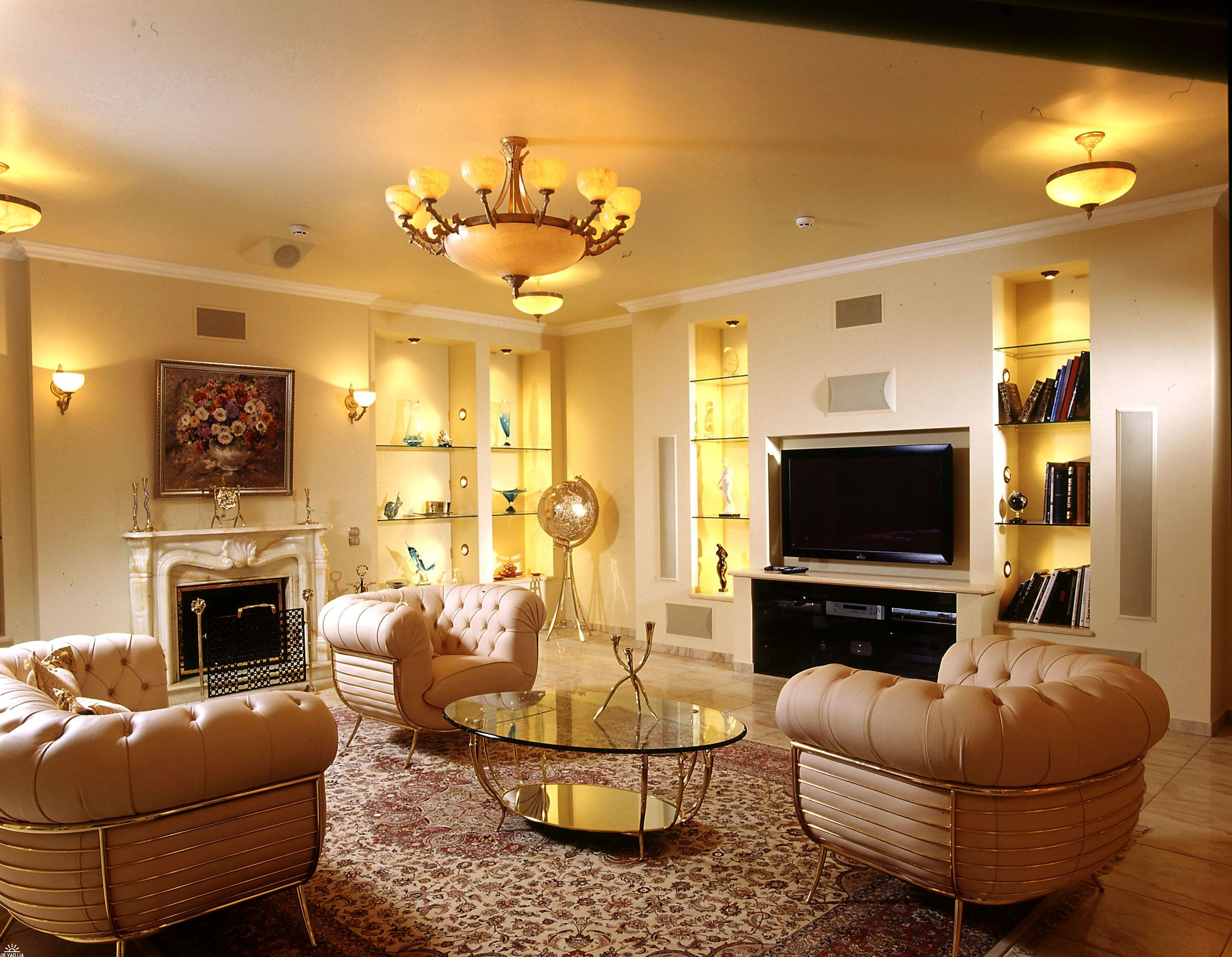 Icon Of Top 4 Comfortable Chairs For Living Room  Modern Living Impressive Classic Living Room Interior Design Ideas 2018