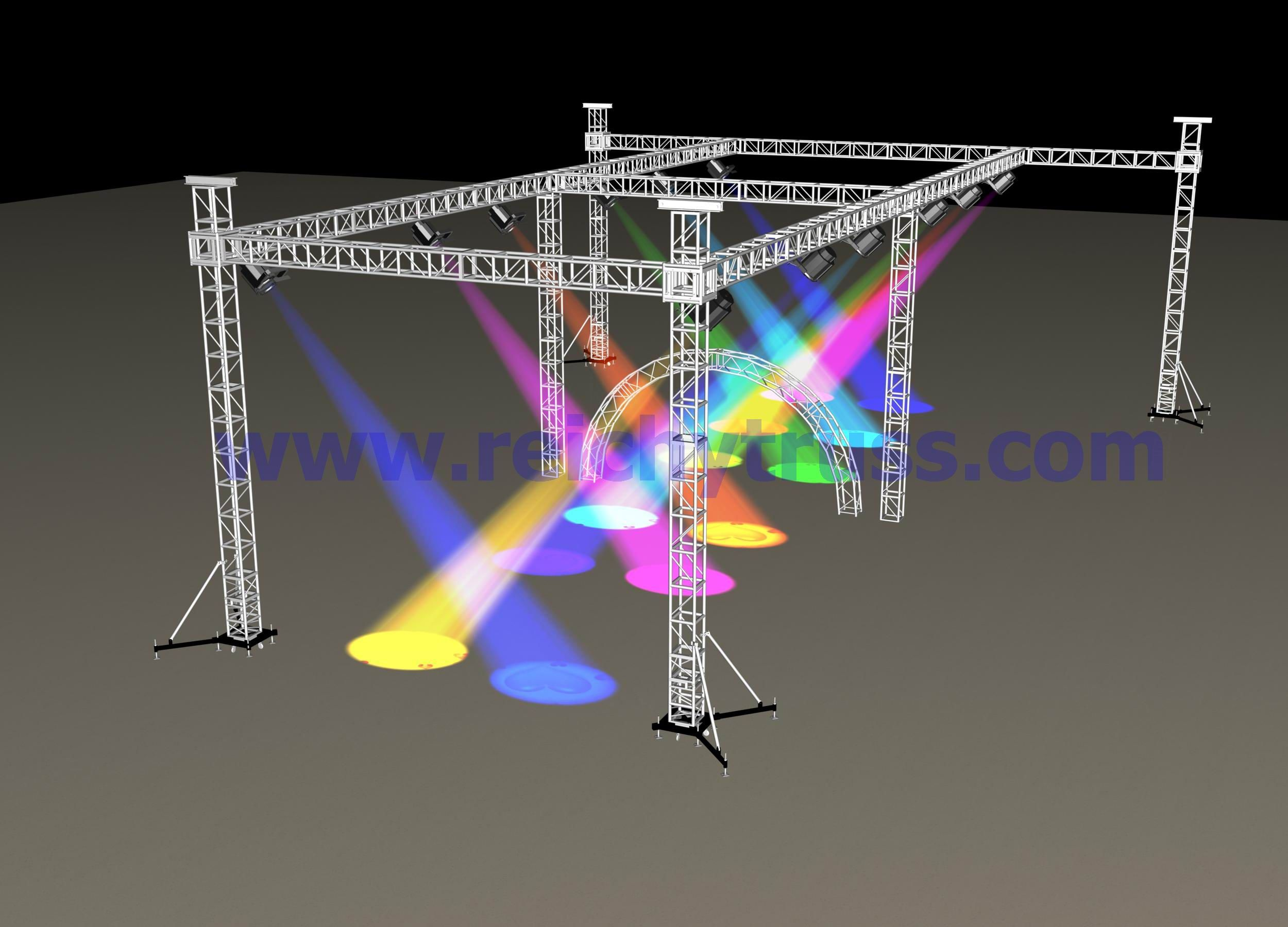 stage truss designs google search block party 8 23 in 2019 decoraci n hogar escenograf a. Black Bedroom Furniture Sets. Home Design Ideas