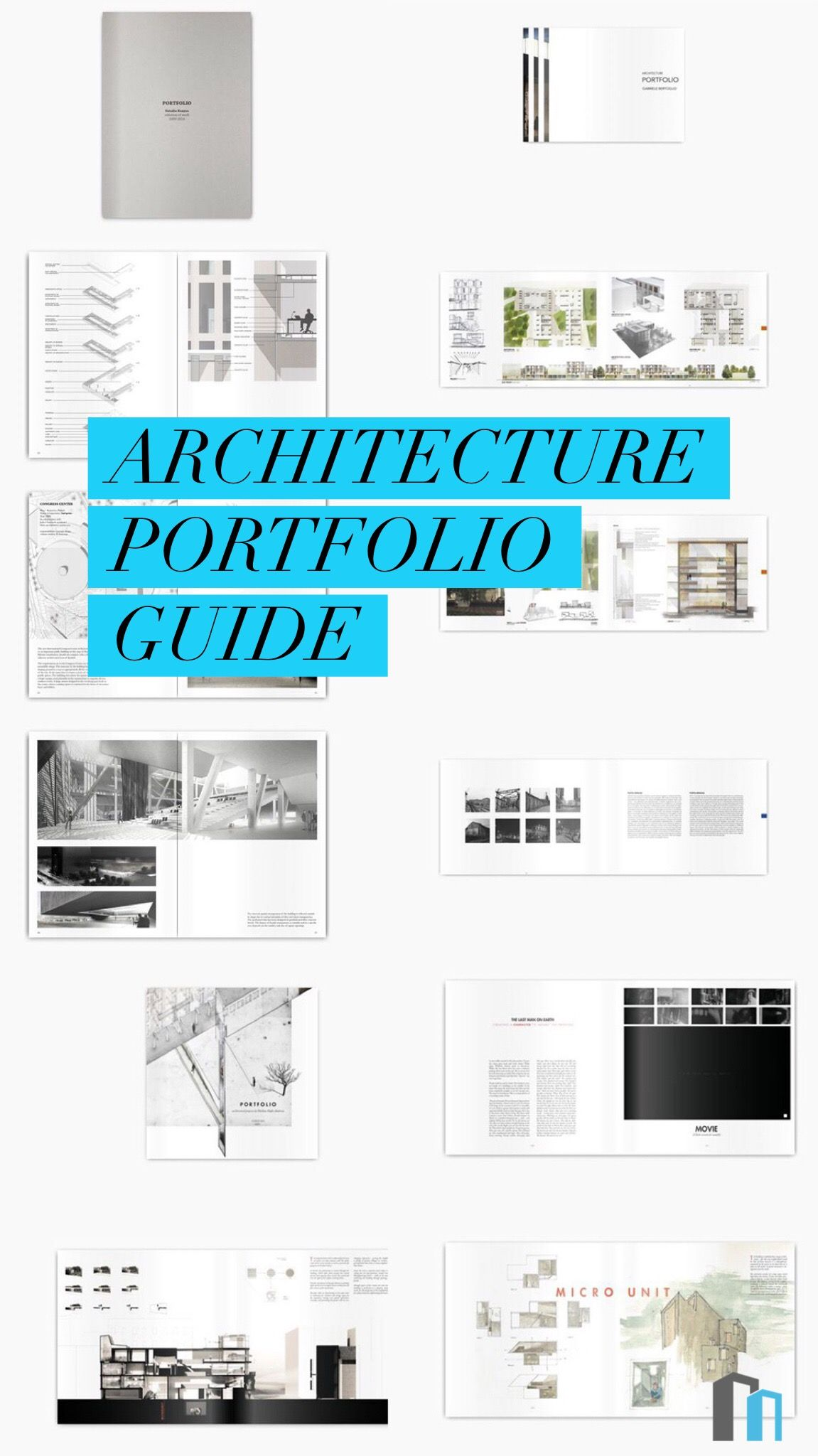 Guide to Creating an Awesome Architecture Portfolio   Architecture ...