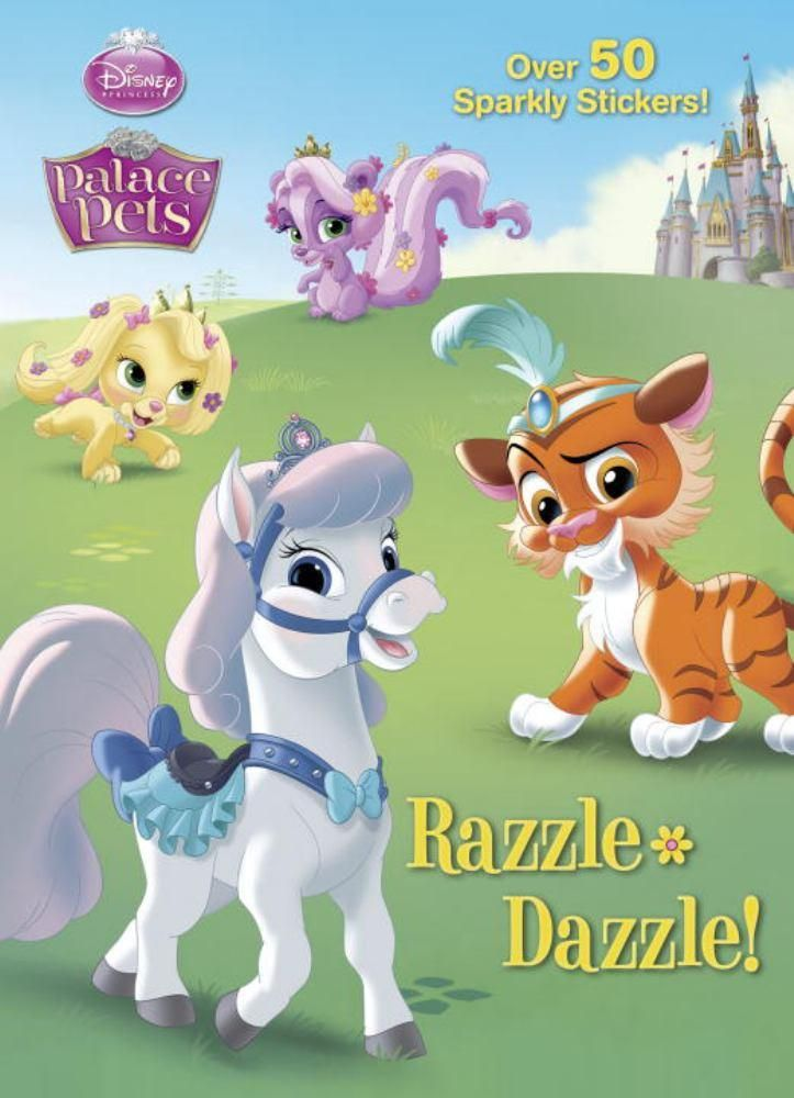 RazzleDazzle! (Disney Princess Palace Pets) Disney