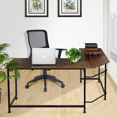 Wrought Studio Ari L-Shaped Computer Desk in 2019 | Products ...