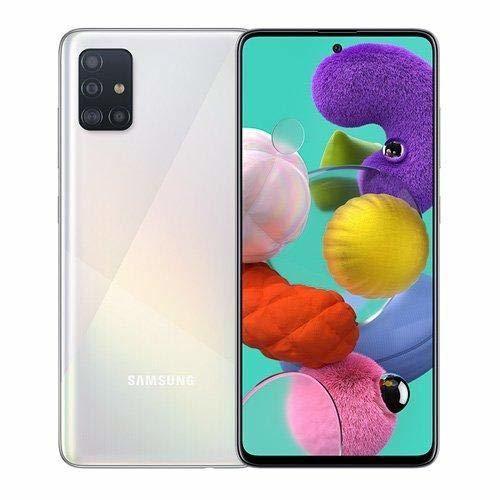 Samsung Galaxy A51 128gb 6gb Ram White In 2020 Samsung Galaxy Dual Sim Samsung