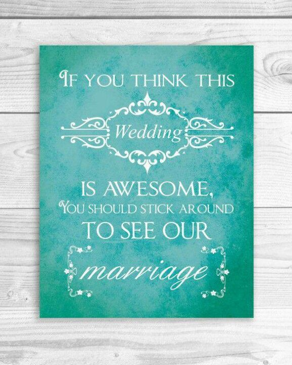 Cute Wedding Quotes Sayings Funny Invitation