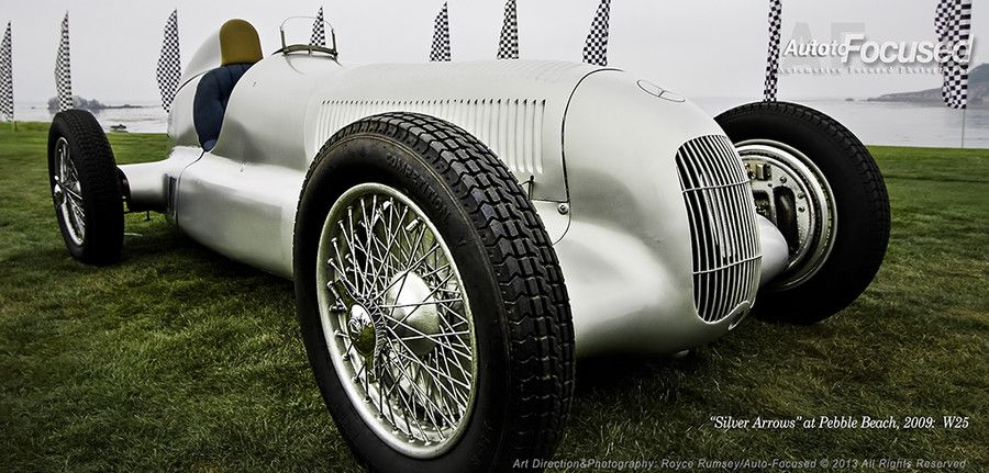 """Silver Arrow"" W25 by Auto-Focused  on 500px"
