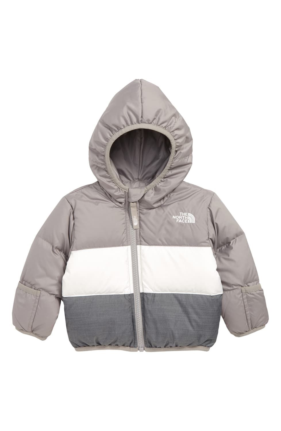 The North Face Moondoggy Water Repellent Reversible Down Jacket Baby Nordstrom Down Jacket The North Face Water Repellent [ 1500 x 978 Pixel ]