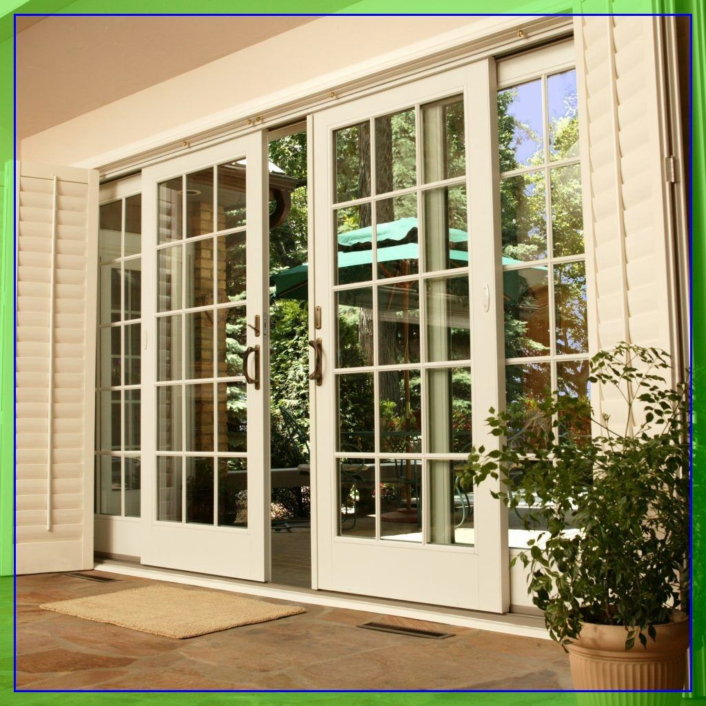 184 Reference Of Double Door Pantry Extra Wide Patio Door In 2020 Sliding French Doors Patio French Doors Exterior French Doors