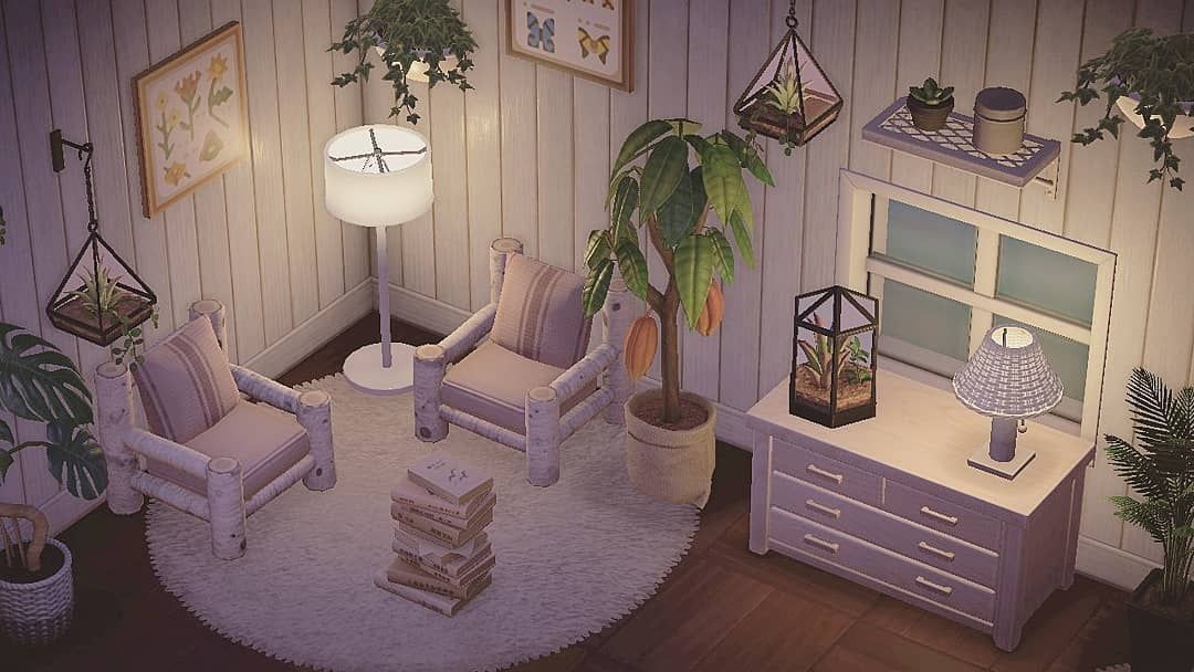 animal crossing new horizons, ACNH, inspo, bedroom ... on Living Room Animal Crossing New Horizons  id=79703