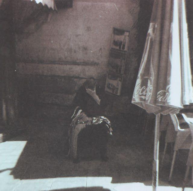 Fotografía en un mercado portugués.