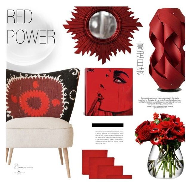 international home interiors.  Red Power By Senaa Liked On Polyvore Featuring Interior Interiors Collection And Fashion Bags