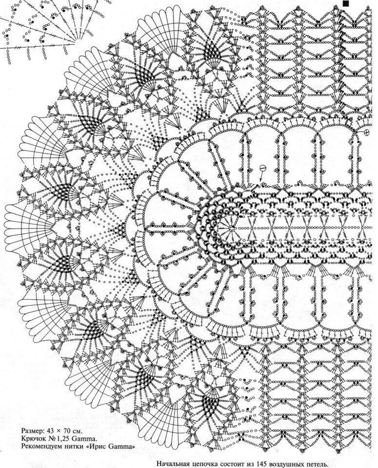 ❤nice table centre piece | Caminos de mesa | Pinterest | Croché ...