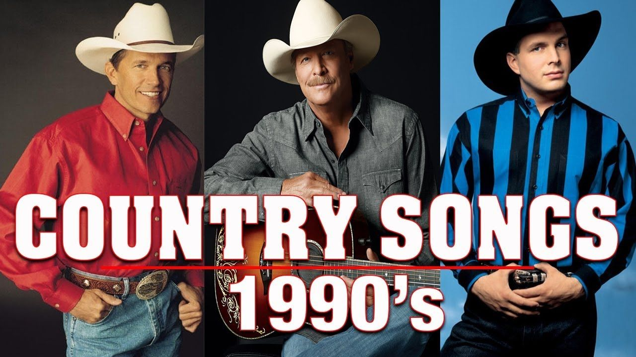 Best Classic Country Songs of 90s - Greatest 90s Country Music - Top ...