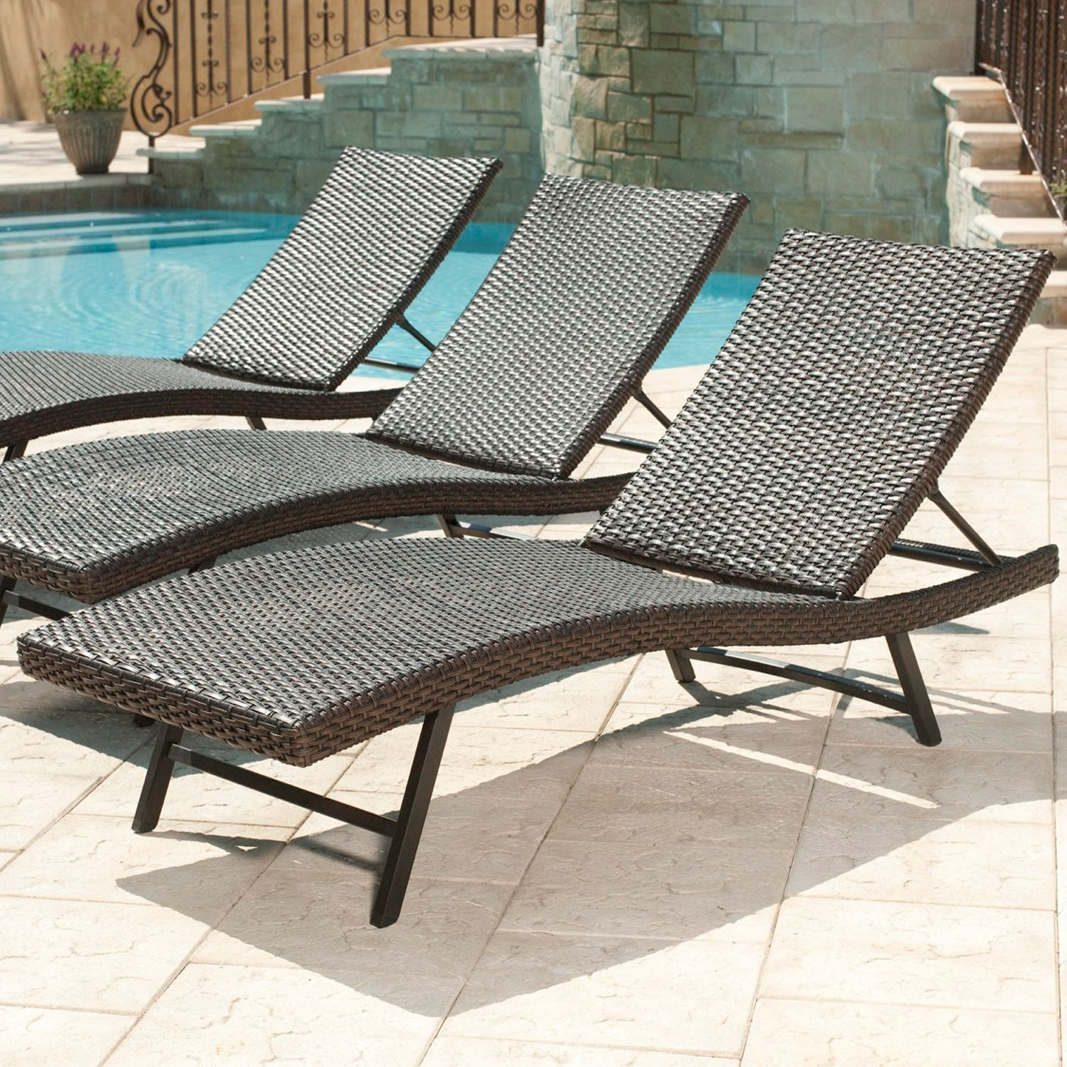 Member S Mark Agio Heritage Chaise Lounge Chair Sam S Club Lounge Chair Outdoor Pool Chaise Lounge Pool Chaise