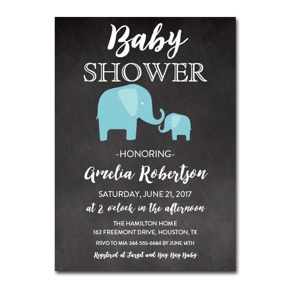 Editable pdf baby shower invitation diy chalkboard teal elephant editable pdf baby shower invitation diy chalkboard teal elephant instant download printable edit filmwisefo Choice Image