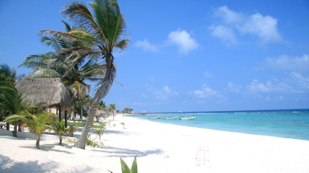 The 10 Best Beaches In Cancun And Riviera Maya Mexcation Top Vacation Destinations Akumal Beach Riviera Maya
