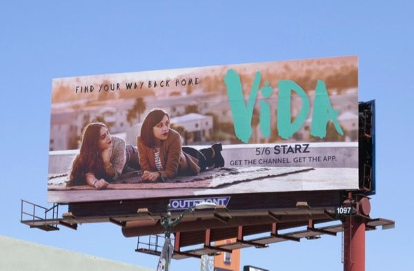 Vida series premiere billboard | Cool billboards | Pinterest ...