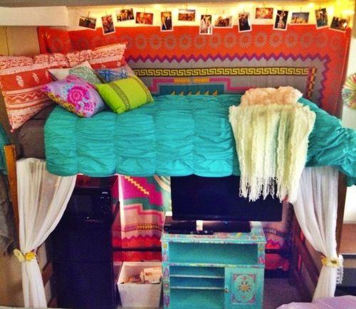 University Of Georgia Brumby Hall Dorm Room Inspiration