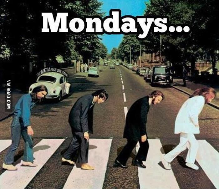 Not even The Beatles are immune...