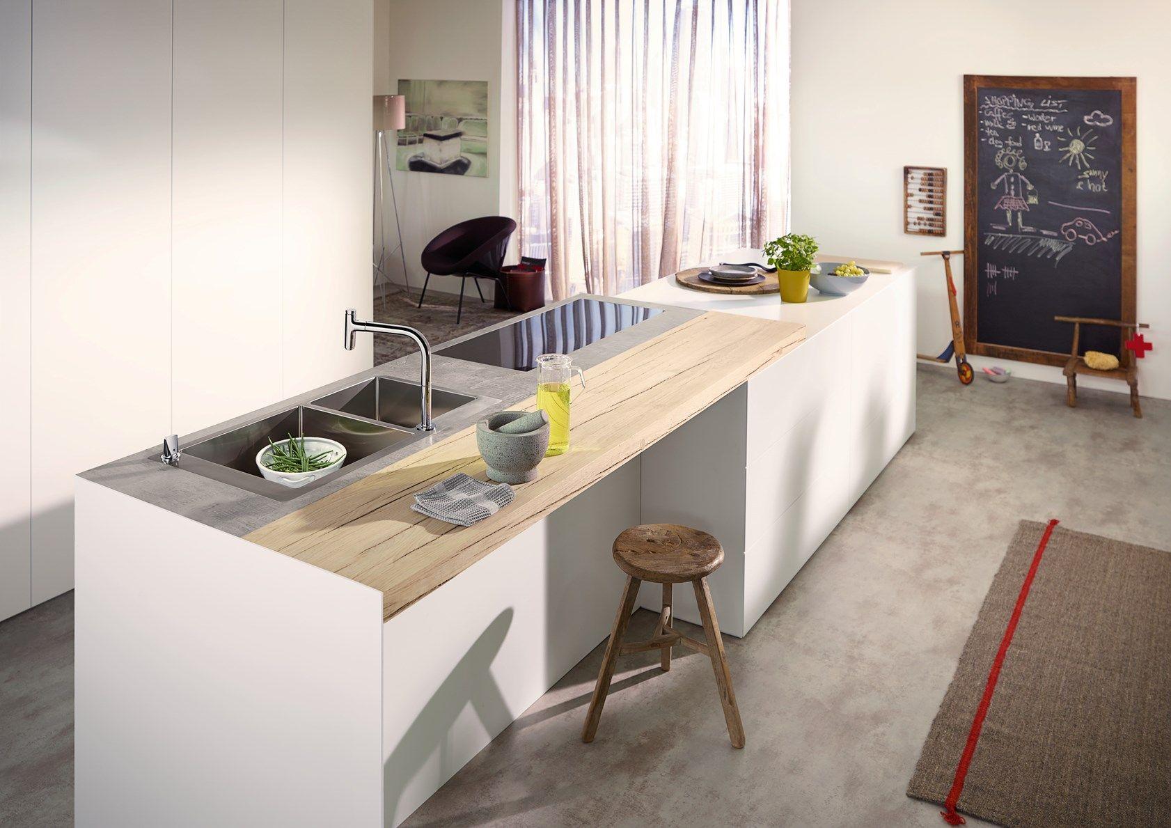 Hansgrohe Nuovi Standard In Cucina