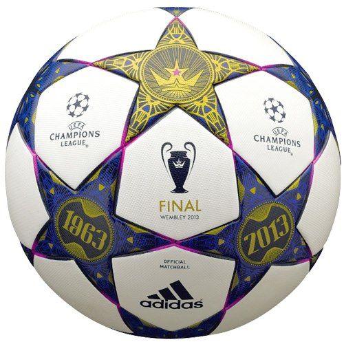 I Want This UEFA Champions League 2012-2013 Official MatchBall Adidas  Football bb573e4308264