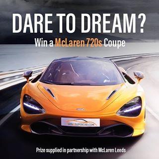 Win A Supercar Winasupercar Instagram Photos And Videos Super Cars Mclaren Sports Car