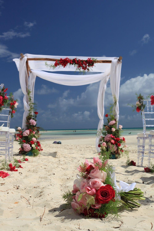 Beach Chic Bahamas Wedding Venues Banana Bay Grand Bahama Island