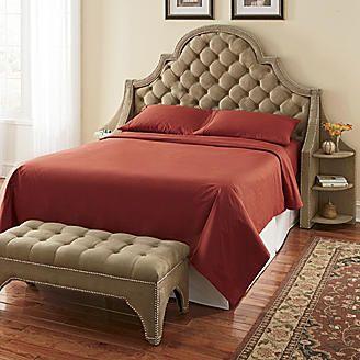 Luxe Queen Headboard from Seventh Avenue ® Bedroom