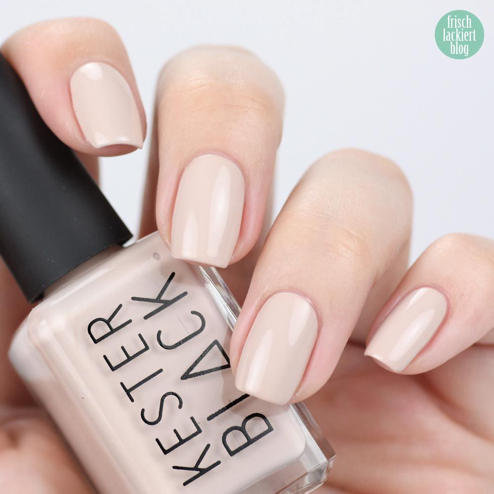 Butter Cream Cake Nails: Swatch By Frischlackiert