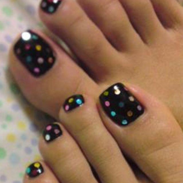 Toe Nail Art Tutorials: 25 Easy Nail Art Designs (Tutorials) For Beginners