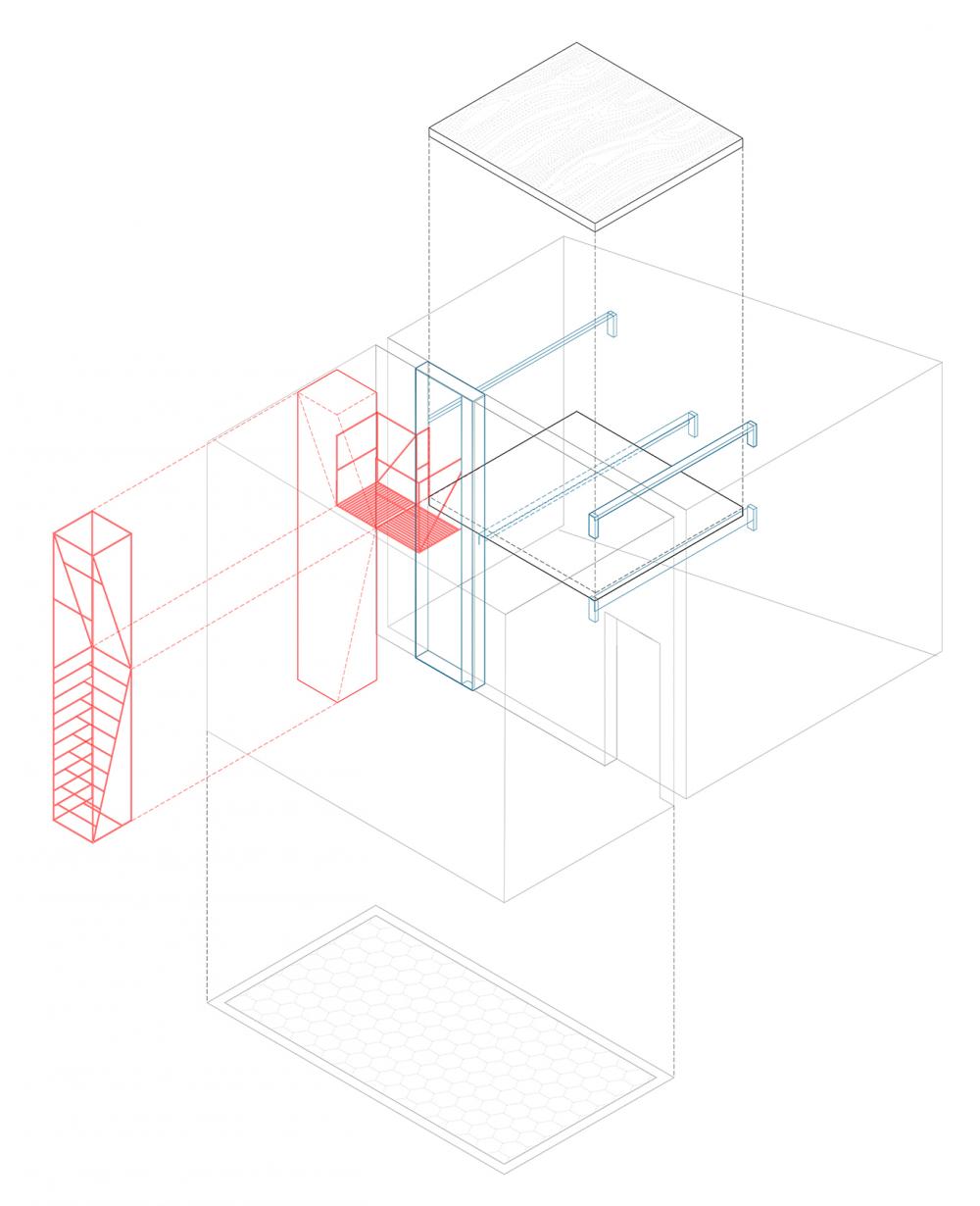 Galería de En Detalle: Escalera Casa