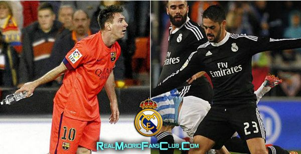 Hot News !!!  RFEF Has Revoked Messi But Isco Left Hanging  ▬►►► http://www.realmadridfansclub.com/rfef-has-revoked-messi-but-isco-left-hanging/