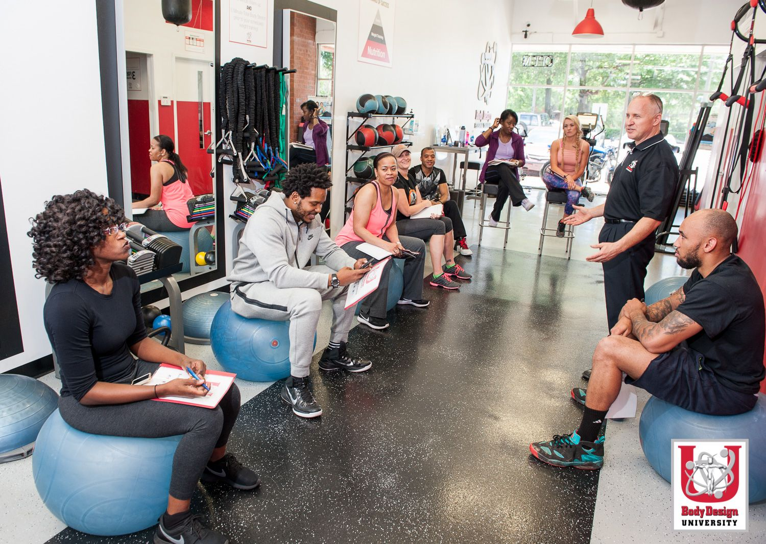 Next Month Personal Training Course Get A Nationally Recognized