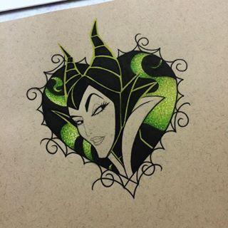 Maleficent Maleficent Tattoo Disney Tattoos Maleficent