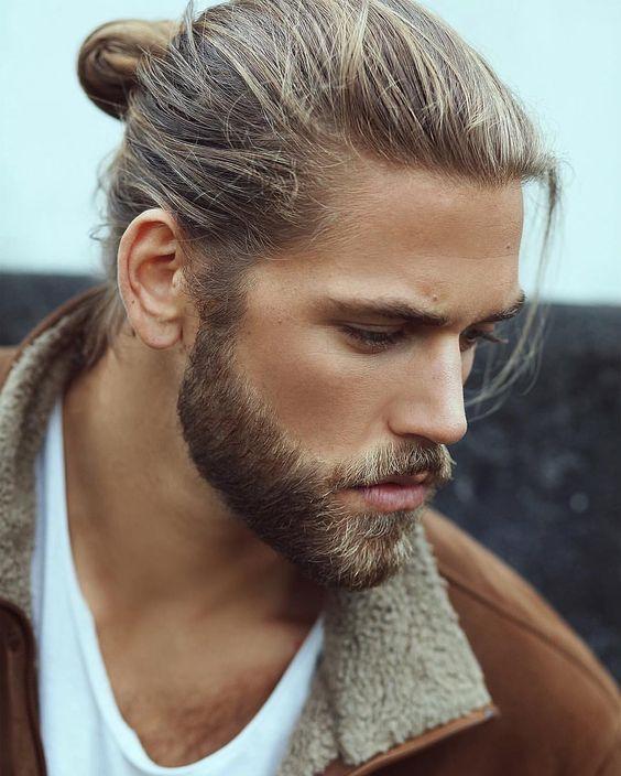 Men S Hairstyles Long Hair For 2019 Sarisin Erkekler Erkek