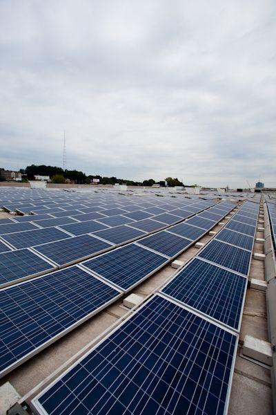 Ikea S Massive Solar Roof Atlanta Ga Solar Roof Solar Roof