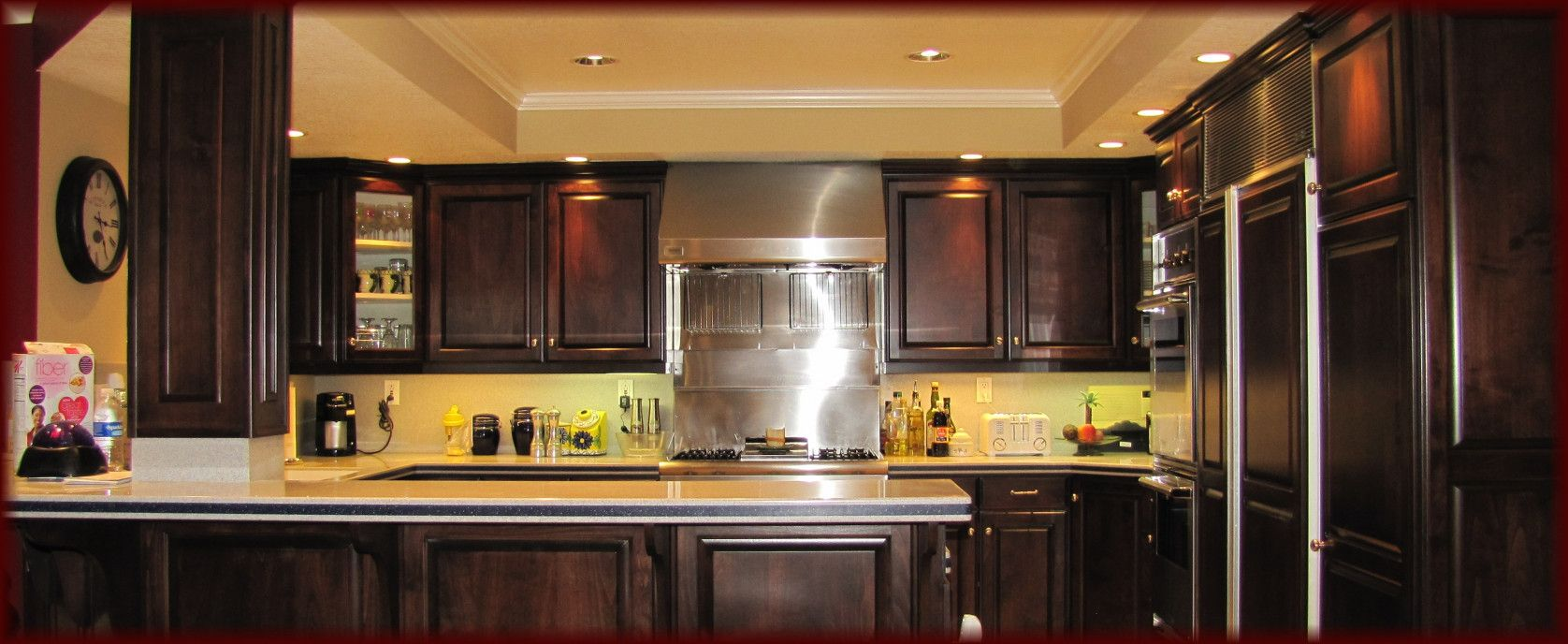 55+ How to Refinish Wood Kitchen Cabinets - Kitchen ...