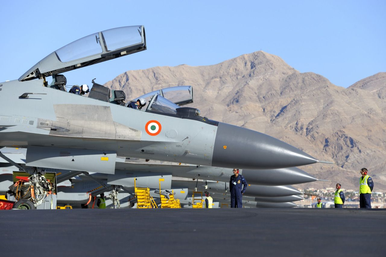 "abingdonboy "" Indian Air Force Su30MKIs "" Indian air"