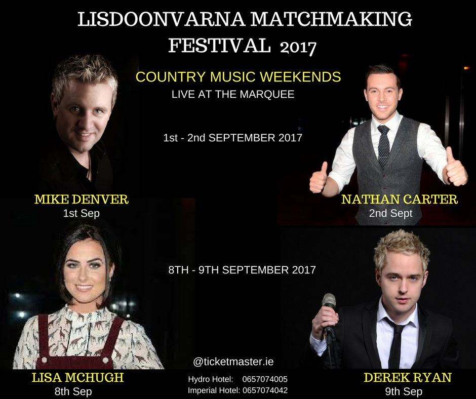lisdoonvarna matchmaking festival wiki