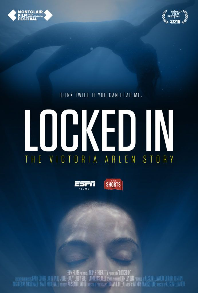 """Photo of 30 for 30 Shorts: """"Locked In"""" Documentary on Victoria Arlen to Premiere August 3 on ESPN – ESPN Press Room U.S."""