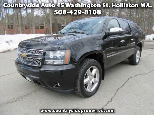 2011 Chevrolet Suburban Ltz 1500 4wd 21 200 Holliston Ma 63