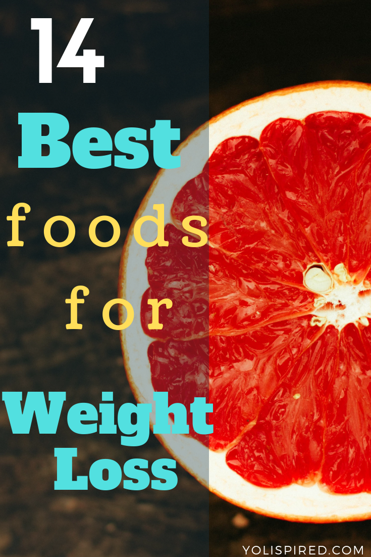 14 Best Foods to eat for Fast Weight Loss images