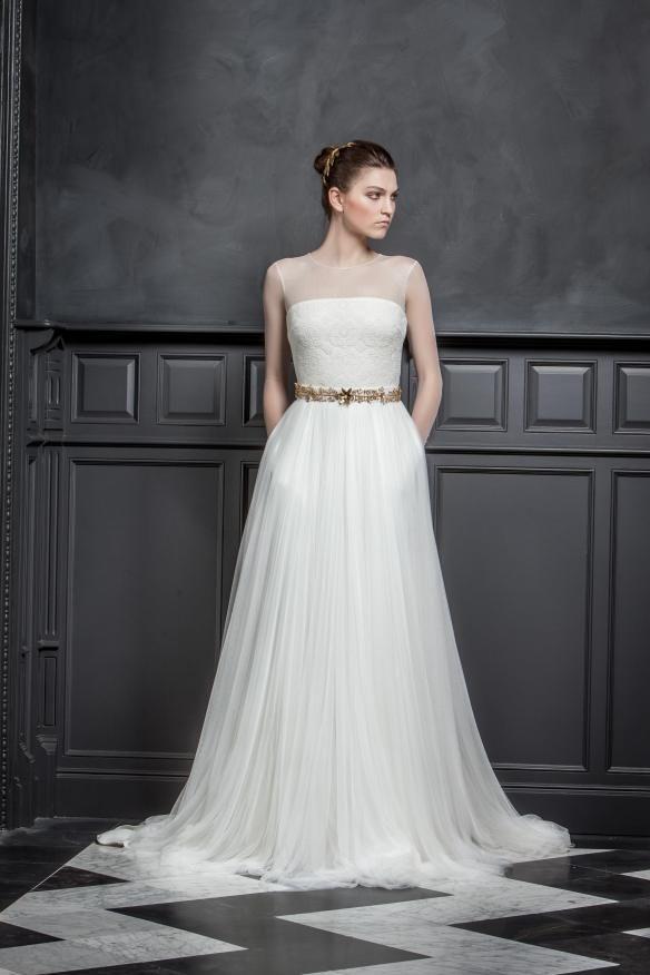 vestidos de novia pret-a-porter 2015 colour nude   elblogdeanasuero