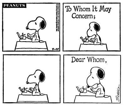 September 25th 1972 Dear Whom Snoopy Comics Snoopy Love Snoopy