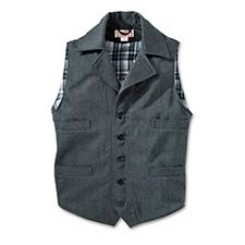 View the Whipcord Western Vest